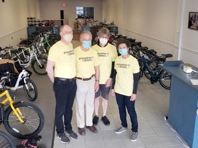 Princeton e-bikes