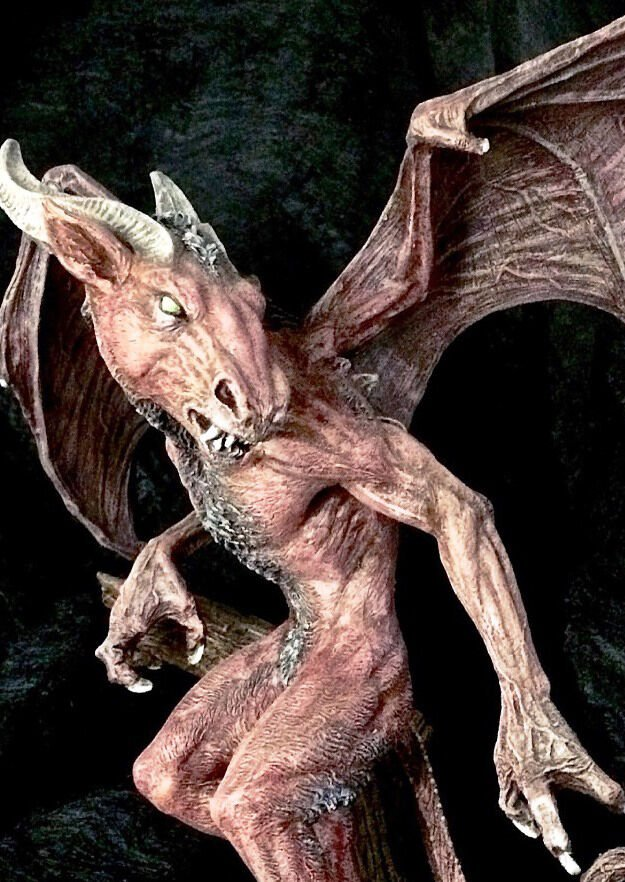 3 The Jersey Devil Comes Alive . . . in films, art, books, and music