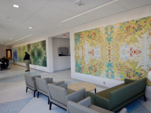 Public Art Meets Public Health in New State Building