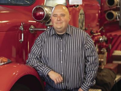 Author Headshot – Michael Ratcliffe – Trenton Firefighting – 1