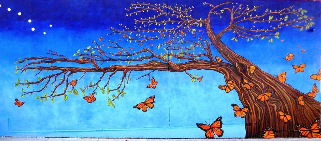 Journey mural