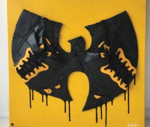 Sneaker Artist Dez FlyKickz Flying High in Trenton