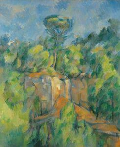 Cezanne at Princeton: A Glimpse into a Shuttered Exhibition
