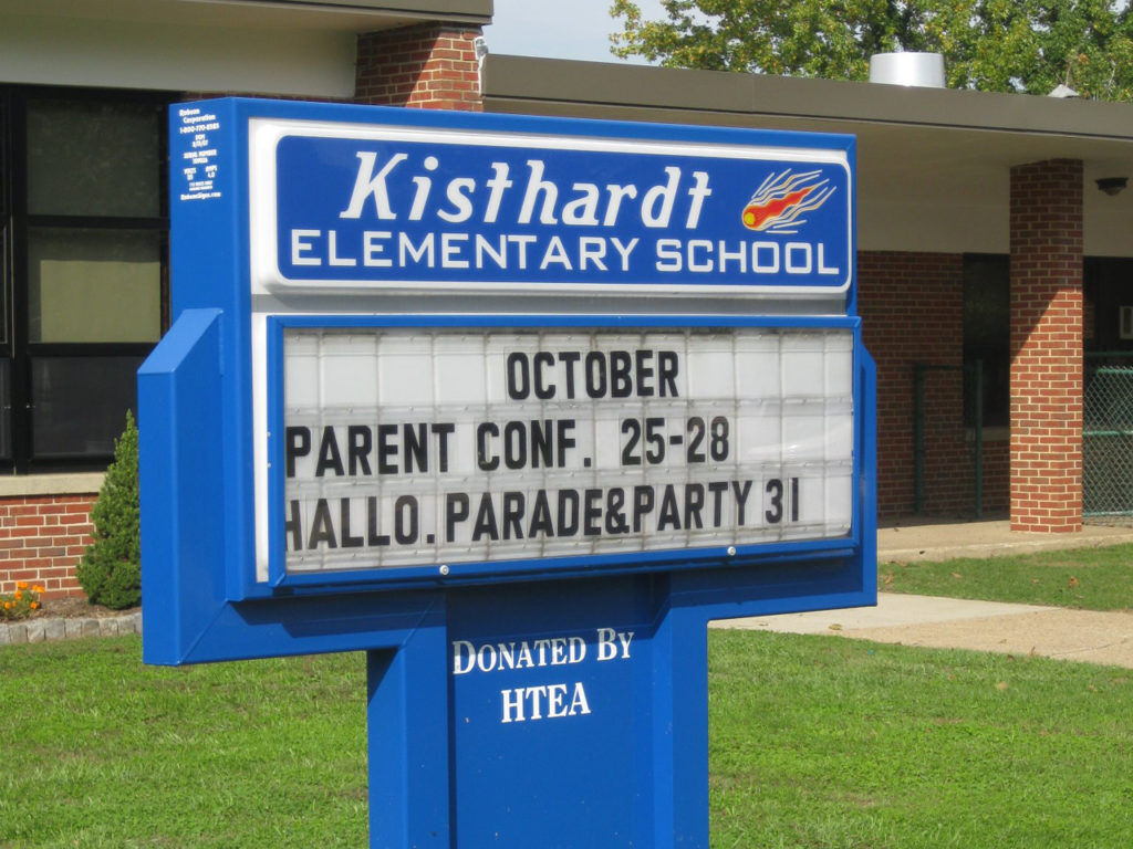 Kisthardt School