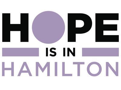 hope is in hamilton logo