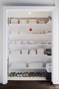A Closet and the Meaning of Everyday Objects