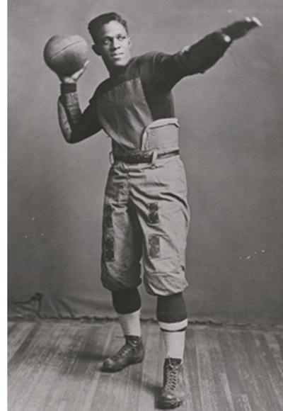 Fritz Pollard first pro quarterback and coach