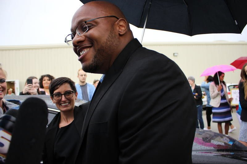 Ricky Kidd freed after 23 years of wrongful imprisonment