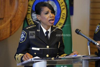 Seattle Police Chief Resigns defunding