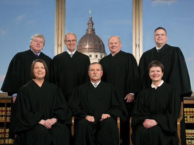 Don't Miss the Most Important Issue on Kansas' Ballot:  Supreme Court Judicial Retention