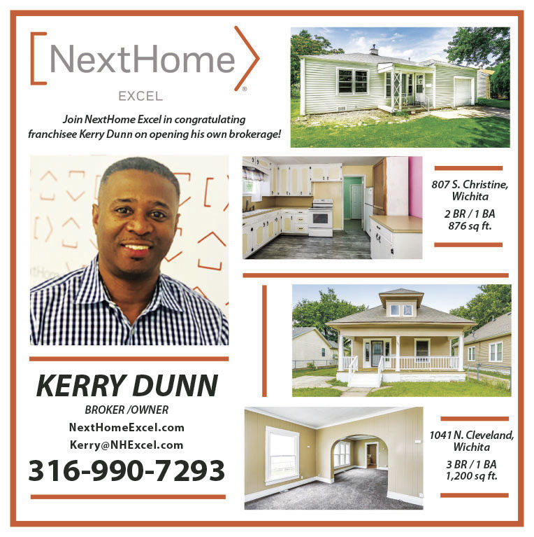 Kerry Dunn NextHome Excel real estate brokerage Ad