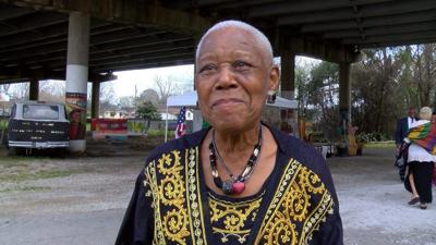 Louisiana civil rights Sadie Roberts Joseph murder
