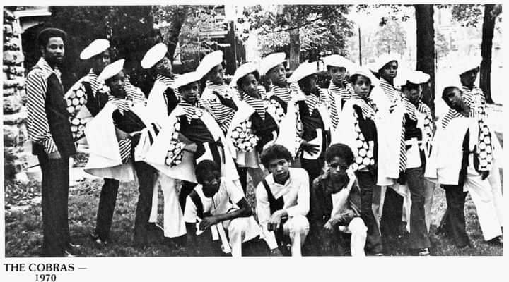 Marching Cobras 1970