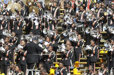 HBCU sports marching band football college