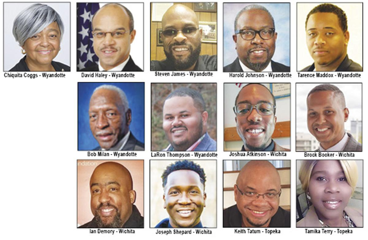 2019 African American candidates in Kansas Primary Elections