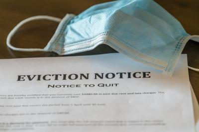 evictions notice