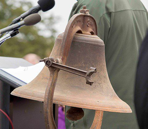 Celebration Includes Day of Healing -  Nationwide Bell Ringing Ceremony 400 years slavery
