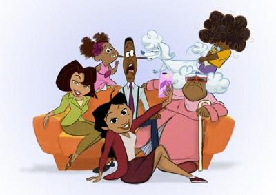 'The Proud Family'