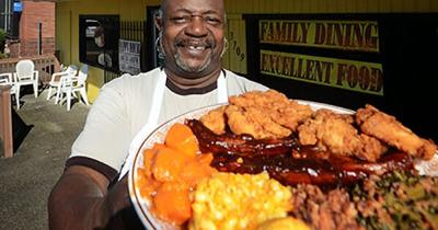 black owned restaurant african american business owner food chef cook