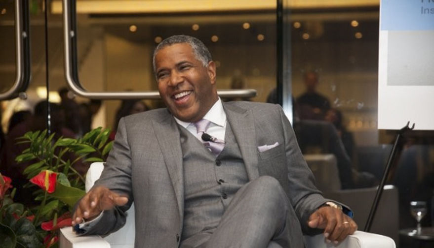 How Robert F Smith became the Richest Black Person in America