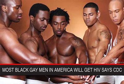 why are black men gay