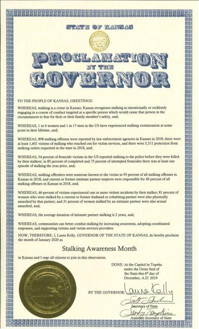 Proclamation by the Governor
