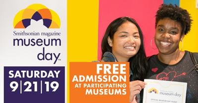 free museum day 2019 smithsonian