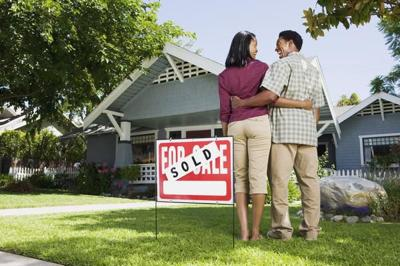 Black homeowner couple 1 house sold