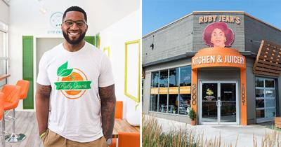 Chris Goode Ruby jeans juicery whole foods
