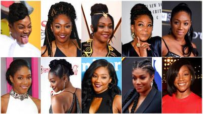 Hollywood actresses black hair stylists