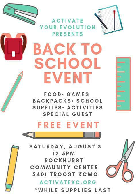 Back-To-School Giveaways in KC and Wichita | Kansas City News
