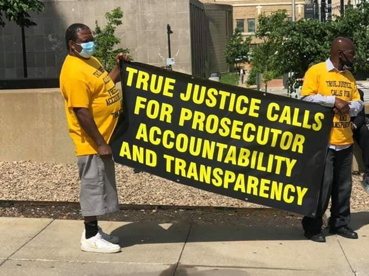 kc freedom project protest reform prosecutor