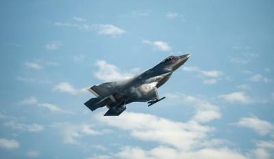 F-35 LIGHTING FIGHTER JET