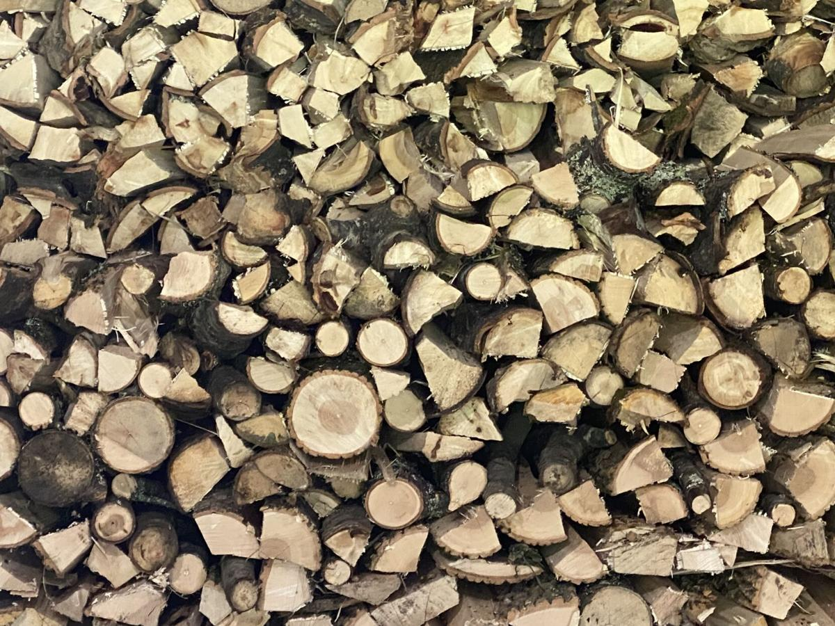 FIREWOOD STACK