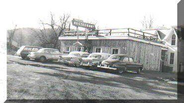 RUSTIC INN 1956