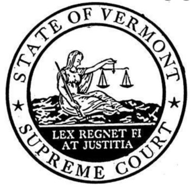 VERMONT STATE SUPREME COURT LOGO