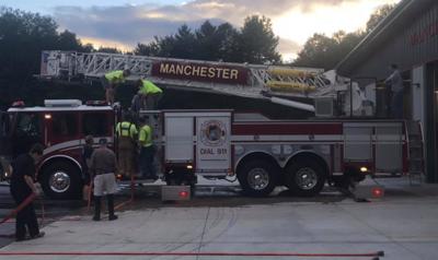 MANCHESTER FIRE DEPARTMENT