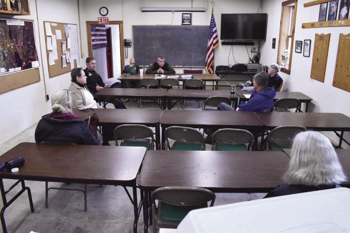 Tamworth emergency meeting