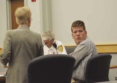 Eliot Steele sentencing