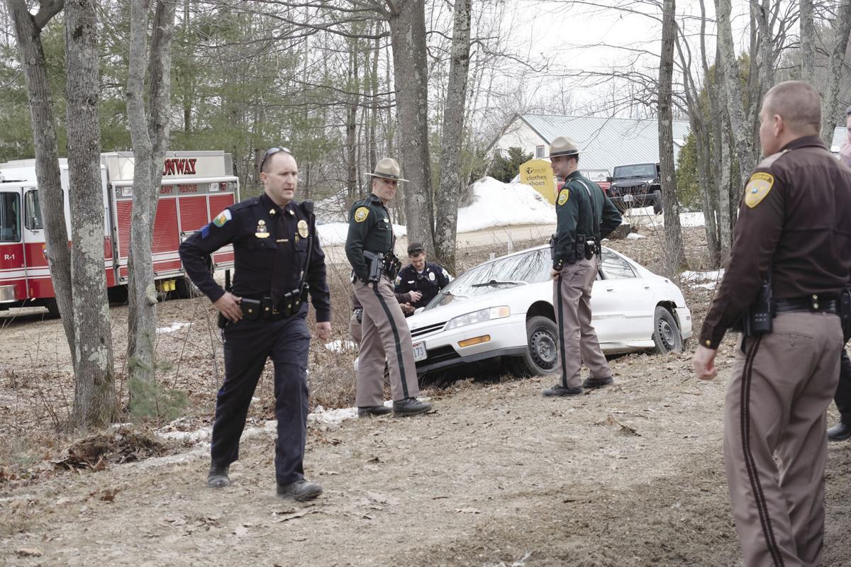 Olisky crash site