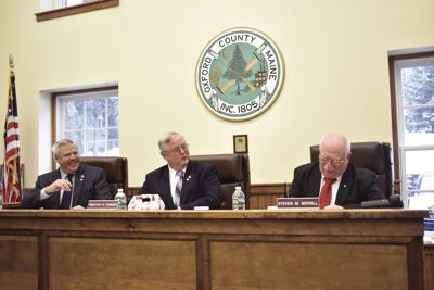 Oxford County Maine Commissioners