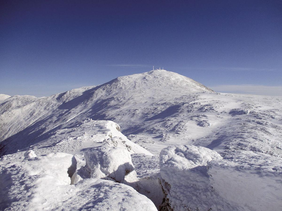 Keith Enman - Mount Washington from the summit