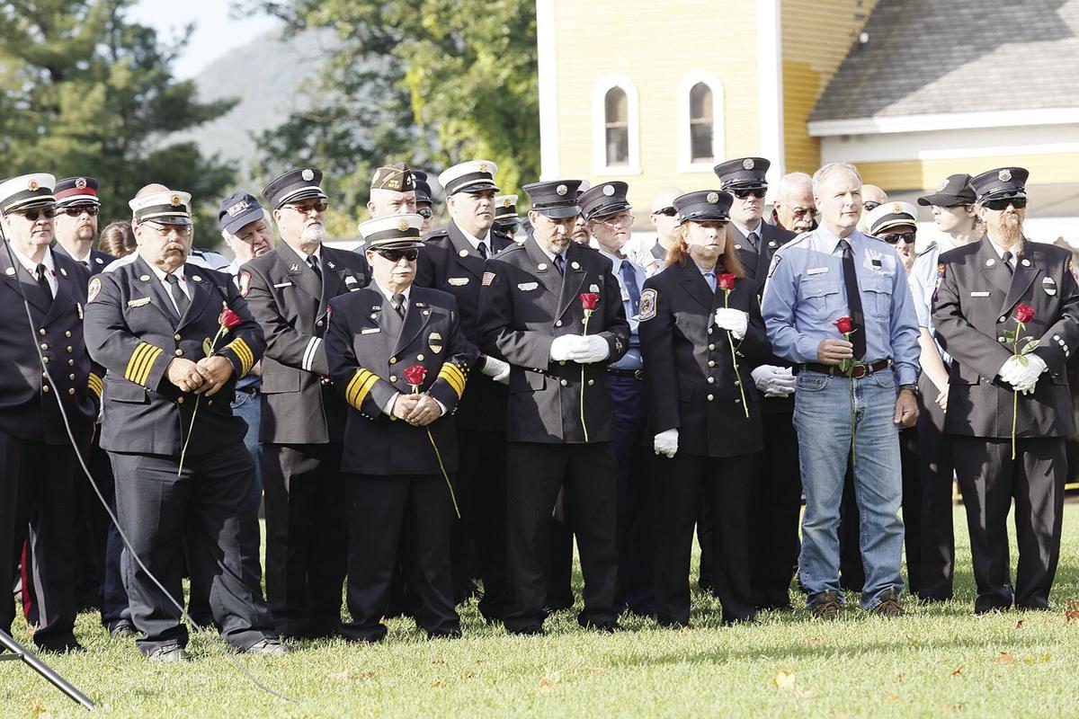 09-11-21 Ceremony firefighters