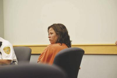 Shannon Mitchell in Court