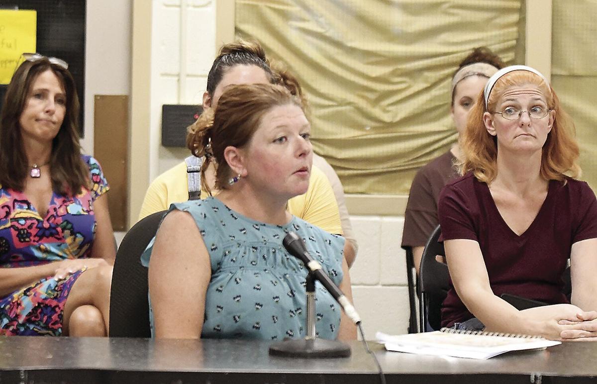 Conway School Board - Anti Maskers - Wendy Richardson