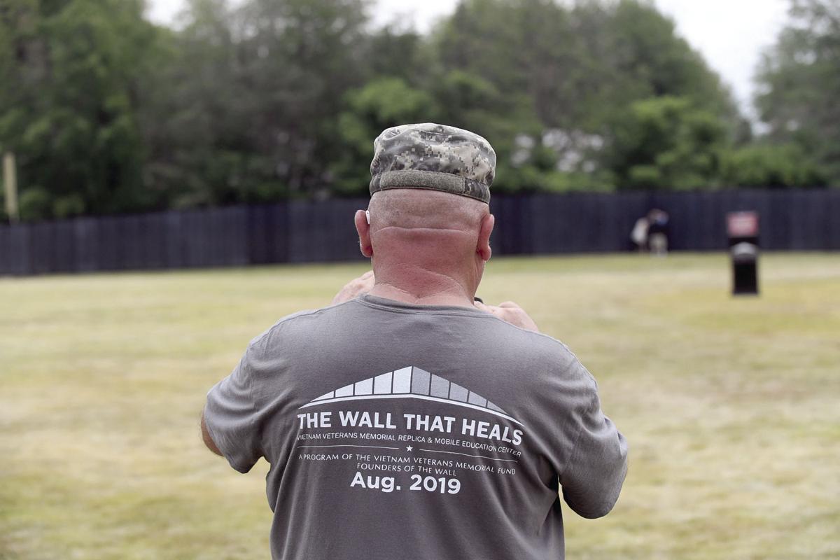8-7-19 Healing Wall