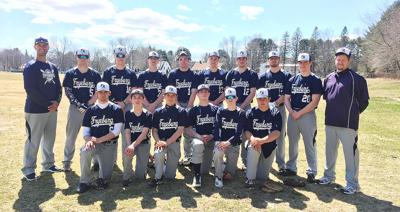 FA Baseball - varsity team