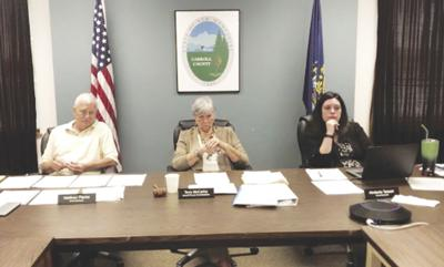 County Commissioners 9921