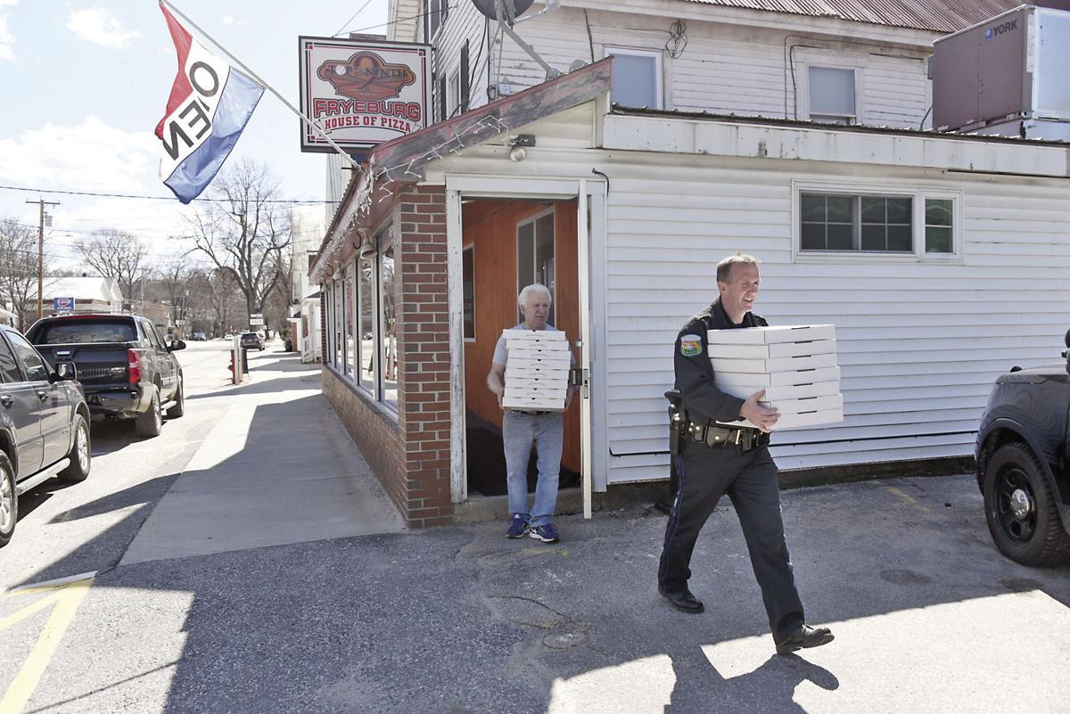 4-7-20 First Responder Pizza
