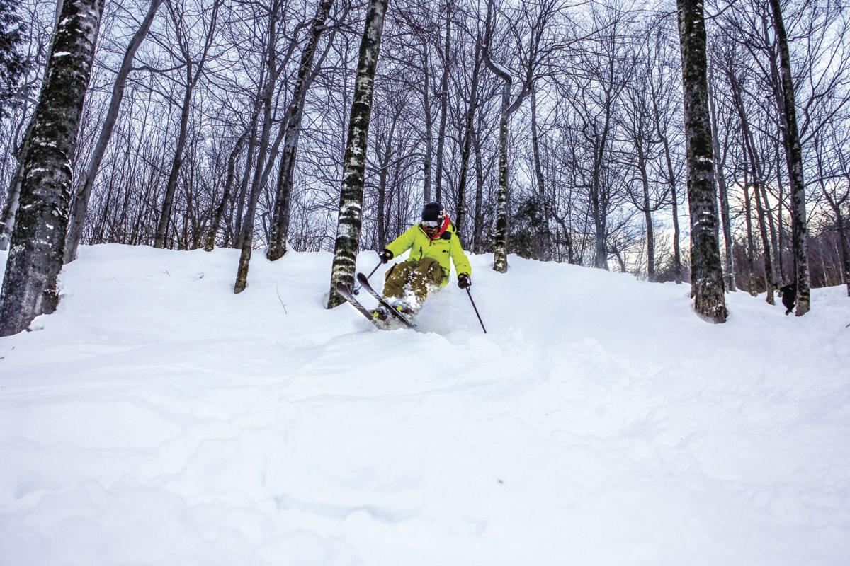 the snow report: hardy skiers adapt to 'squeaky' snow | local news